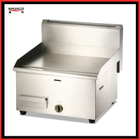 Gas griddle Allflat GT718