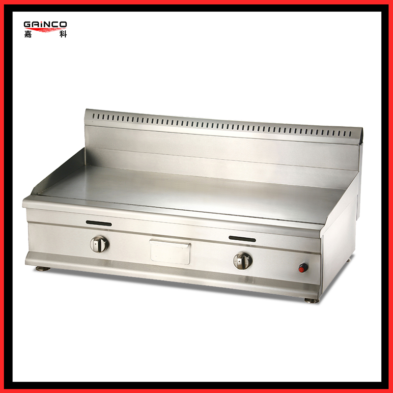 GT750 stainless steel gsa griddle allflat