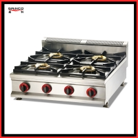 High grade kitchen Cooking appliances Counter top gas stove GB-4Y