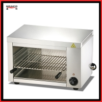 High grade Baking equipment Counter top electric salamander EMH-938