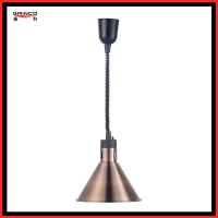 Telescopic food warming lamp HLE-C