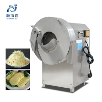 For fruits and vegetables Stainless steel shredder slicer SS150