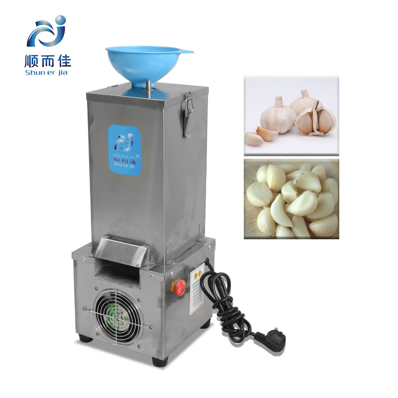 High efficiency and high quality Stainless steel Garlic peeling machine T-20