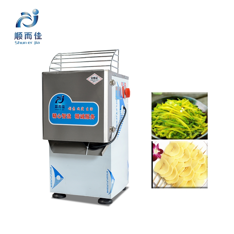 High efficiency Stainless steel housing Melon and fruit slicer / slicer WQ20