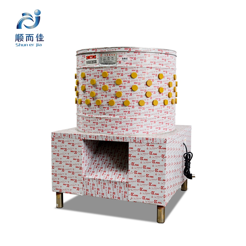 Slaughtering equipment Chicken/duck/sheep hair removal machine Power 3KW
