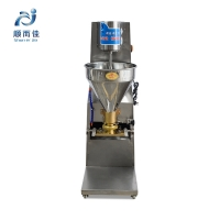 One machine multi-purpose stainless steel automatic meat pelletizer