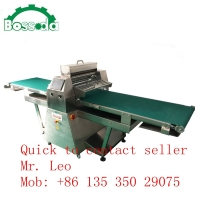 Automatic machines Bossda pastry dough sheeter machine
