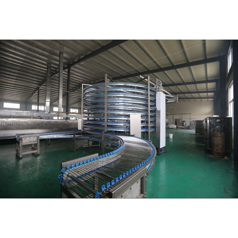 2019 China Cooling Tower  Cool Chiller for Bread , Biscuit , cookies